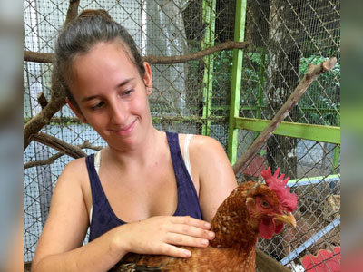 Volunteer - Animal Rescue Center Costa Rica